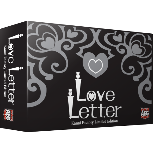 Love letter kanai factory limited edition.