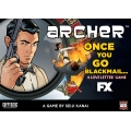 Archer: Once You Go Blackmail... (Love Letter)