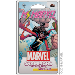Marvel Champions: Ms. Marvel Hero Pack