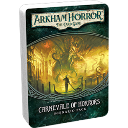 Arkham Horror: The Card Game - Carnevale of Horrors