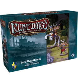 Runewars: Lord Hawthorne Hero Expansion Pack
