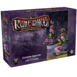 Runewars: Carrion Lancers Unit Expansion Pack