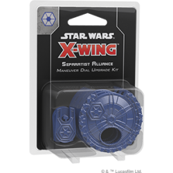 Star Wars: X-Wing - Separatist Alliance Maneuver Dial Upgrade Kit