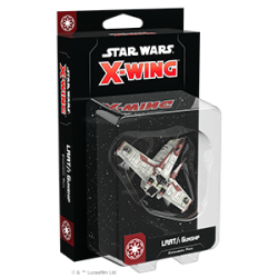 Star Wars: X-Wing - LAAT/i Gunship Expansion Pack