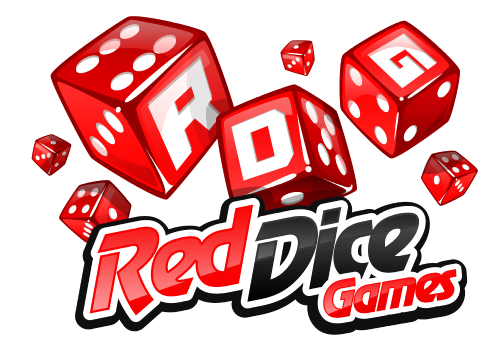 Red Dice Games Logo